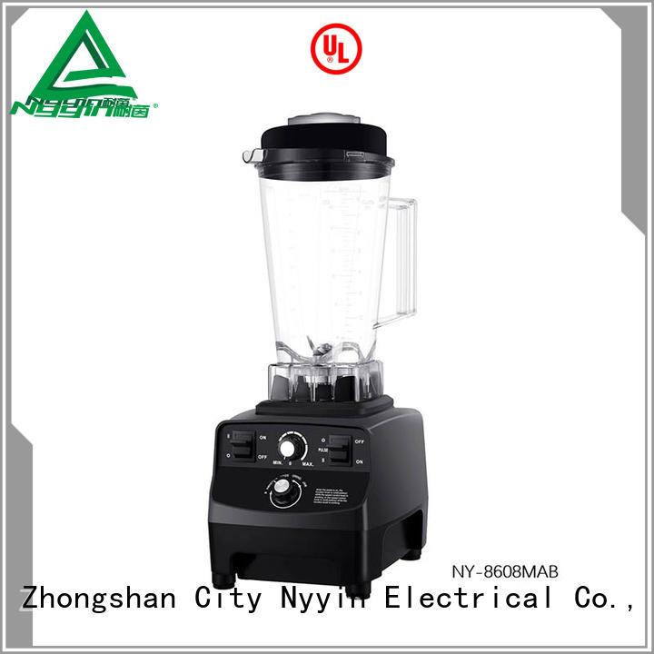 Nyyin milkshake grinder blender manufacturer for hotel