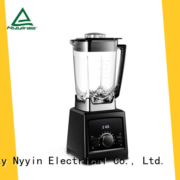 Nyyin jam cheap smoothie blender for canteen