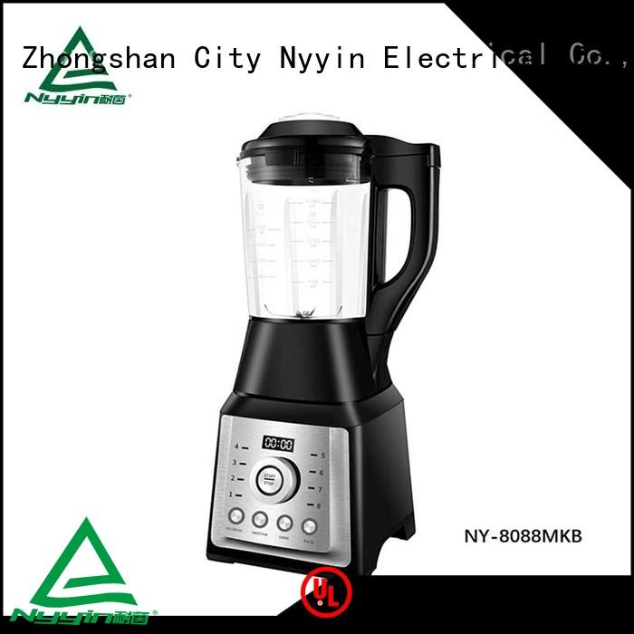 Nyyin self-cleaning glass jug blender for business for microbiology labs