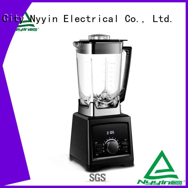 Nyyin aluminum food processor and blender factory for Milk tea shop