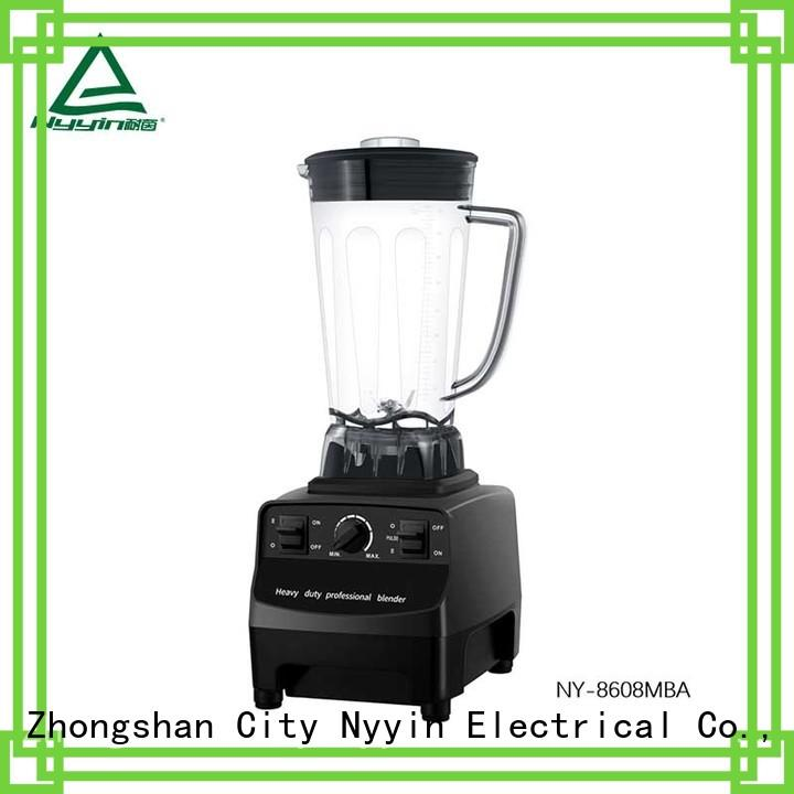 Nyyin High-quality commercial ice blender manufacturers for breakfast shop