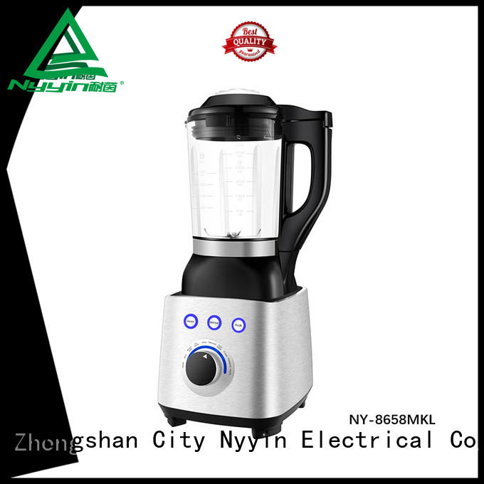Nyyin high speed digital blender manufacturers for food science