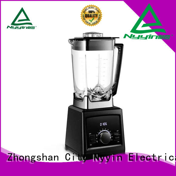 Nyyin duty quiet blender for ice for food science