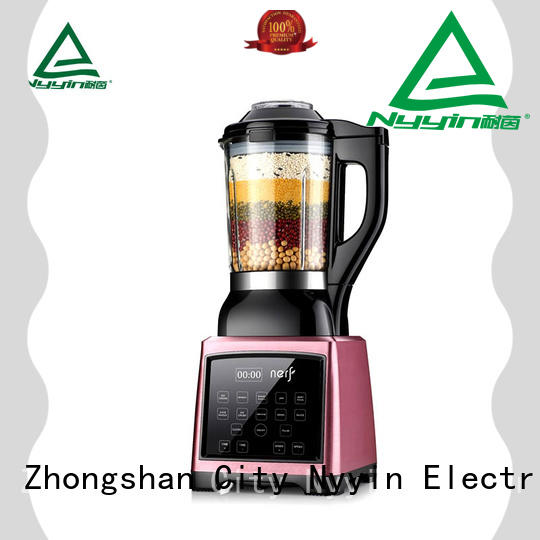 Nyyin Top Touch Soup Blender for food science