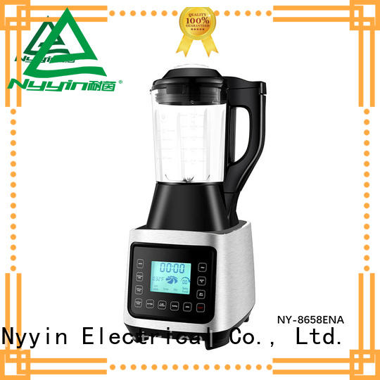 Nyyin high quality blenders for making soup Suppliers for breakfast shop