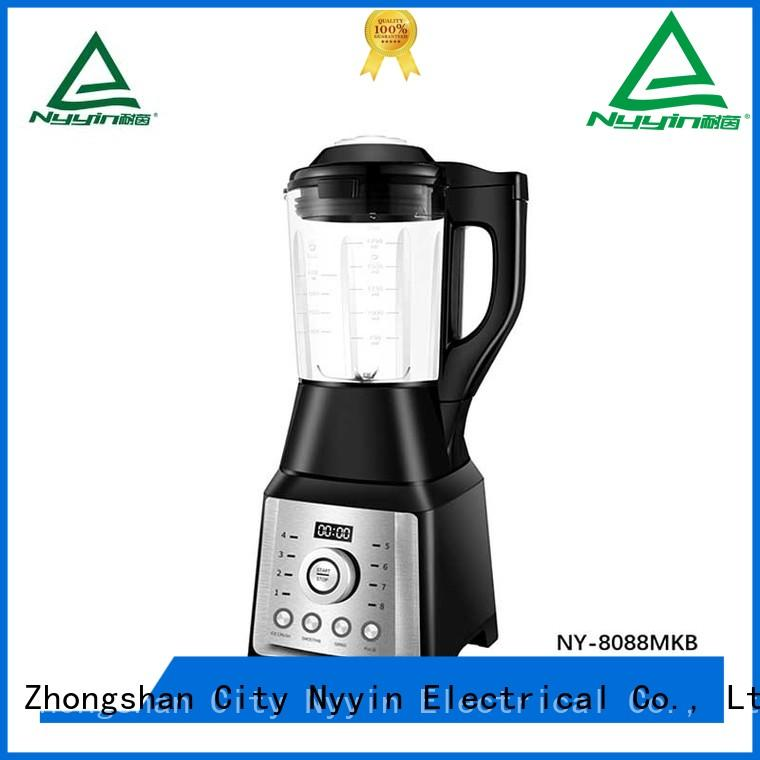 Nyyin button glass blender easy operation for breakfast shop