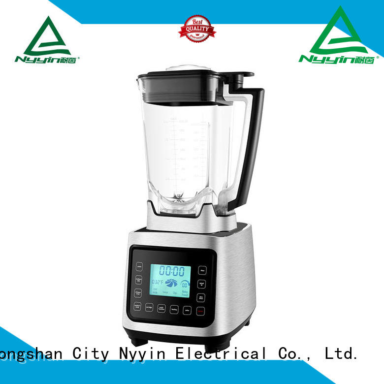 Nyyin Touch control heavy duty blender for sale jar home
