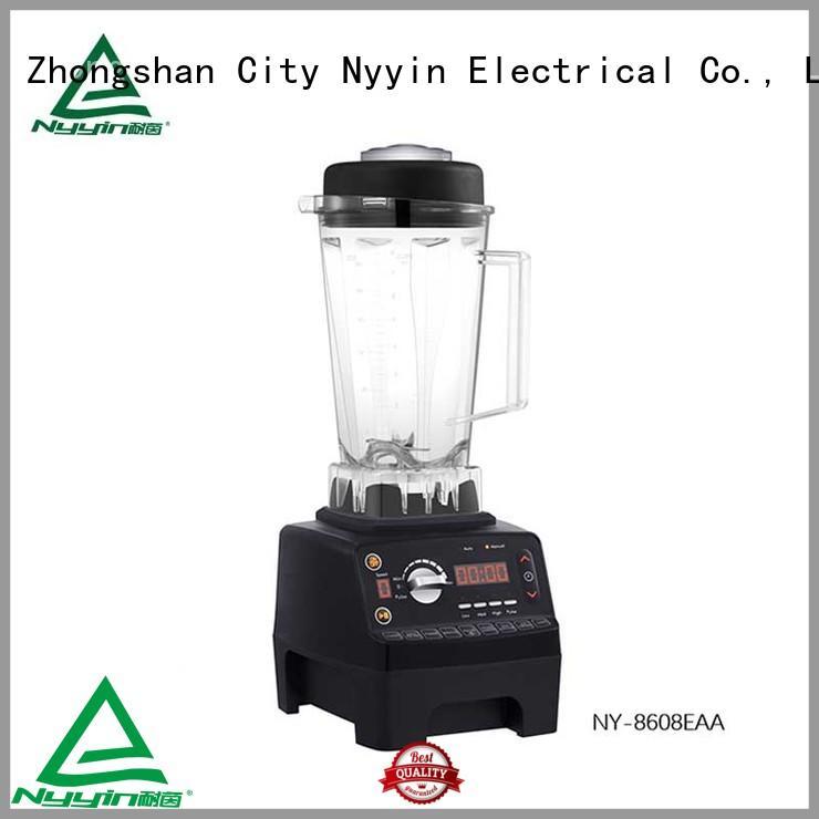 Nyyin 2000w power blender on sale for breakfast shop for milk tea shop