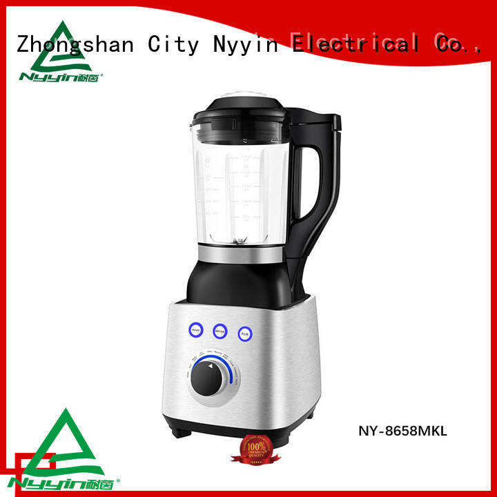 Nyyin self-cleaning multifunctional blender and grinder cooks for food science