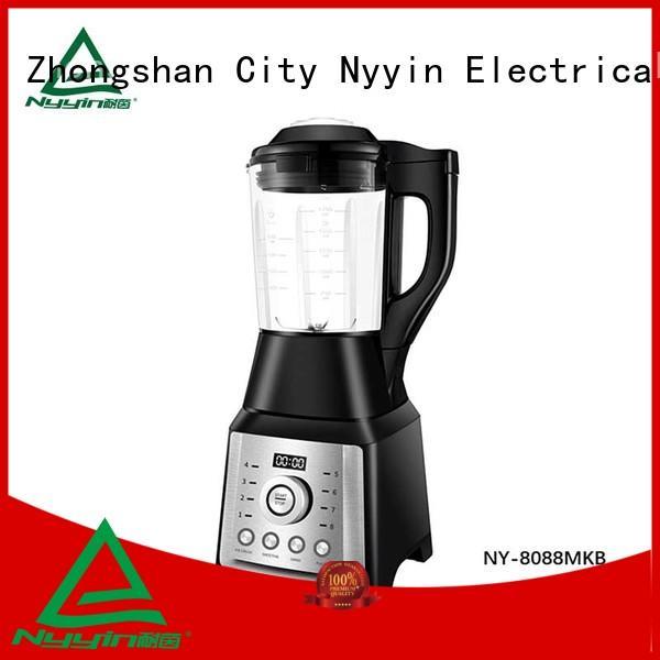 Nyyin glass cooks power blender for restaurant