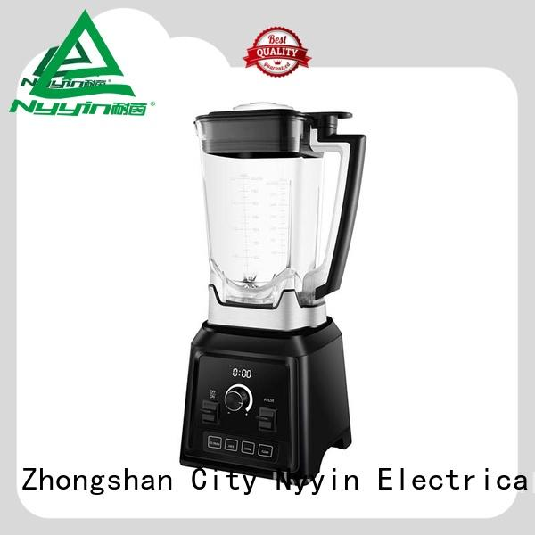 Nyyin free juicer and blender machine supplier for home