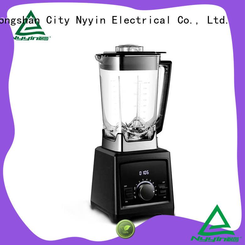 Nyyin food heavy duty commercial blender on sale for restaurant