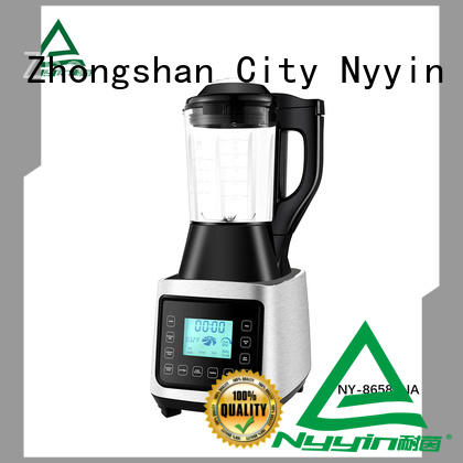 Nyyin heater powerful food blender company for restaurant
