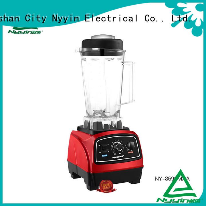 Nyyin housing commercial juice blender manufacturers for food science