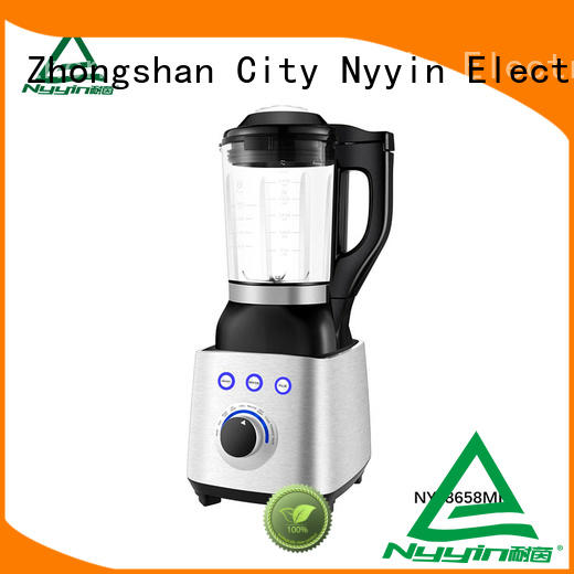 Nyyin glass cooks blender manufacturer for hotel