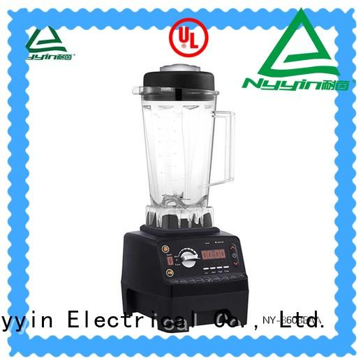 Nyyin dial ice blender machine manufacturers for juice