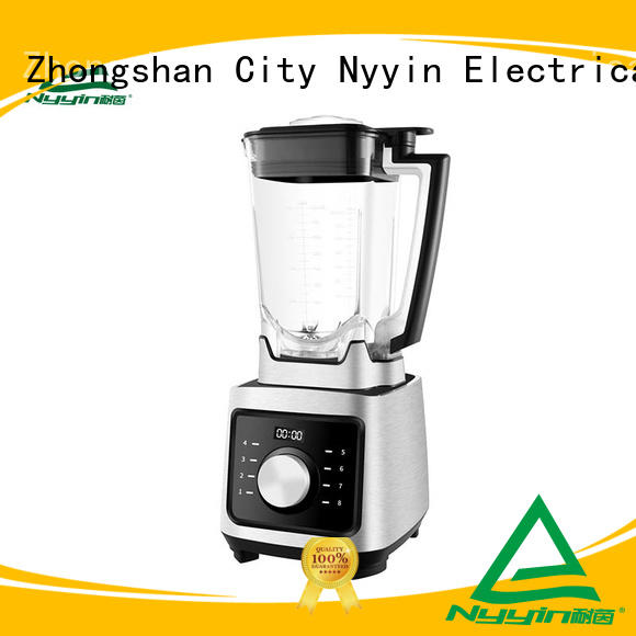 Nyyin simple operation drink blender company for kitchen
