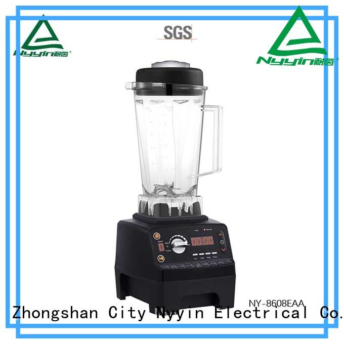 Nyyin easy high power blender manufacturers for breakfast shop for milk tea shop