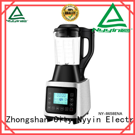 Nyyin touch soup blender machine factory for Milk tea shop