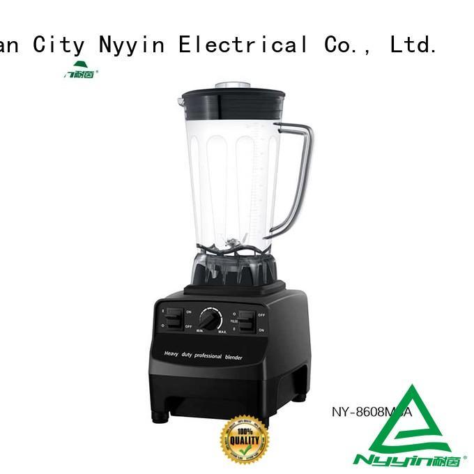 Nyyin aluminum grinder blender for kitchen