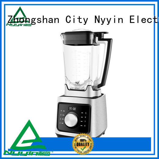 Nyyin jar commercial smoothie blender Suppliers for canteen