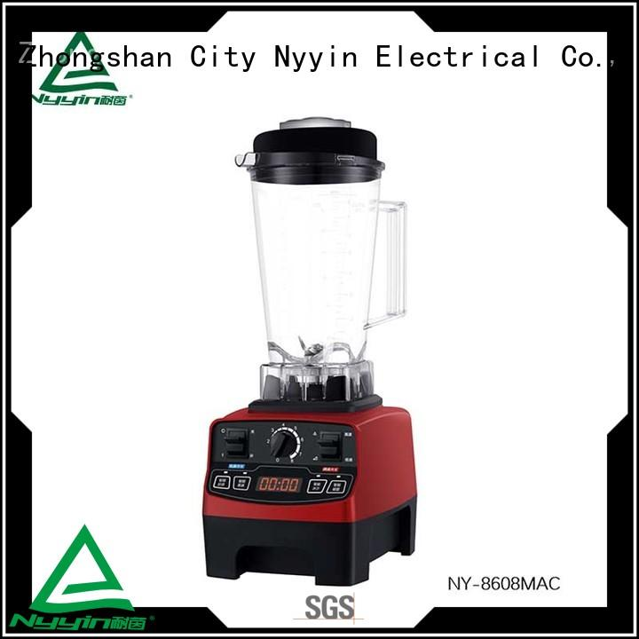 Nyyin electric high powered blender for smoothies Suppliers for kitchen