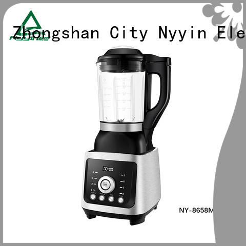 Nyyin high speed glass soup maker company for canteen
