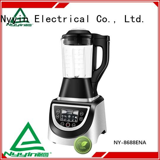 Nyyin stainless steel commercial blender control for microbiology labs