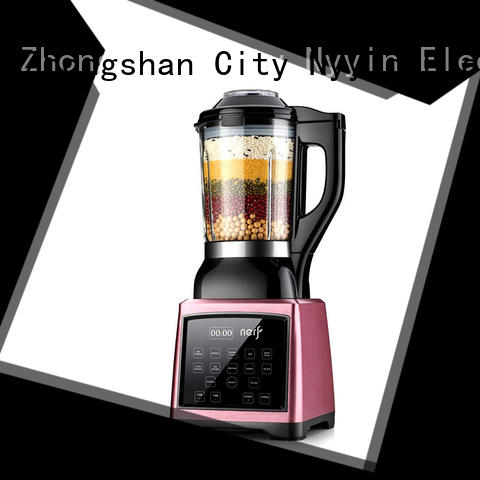 Nyyin stainless steel hot food blender company for kitchen
