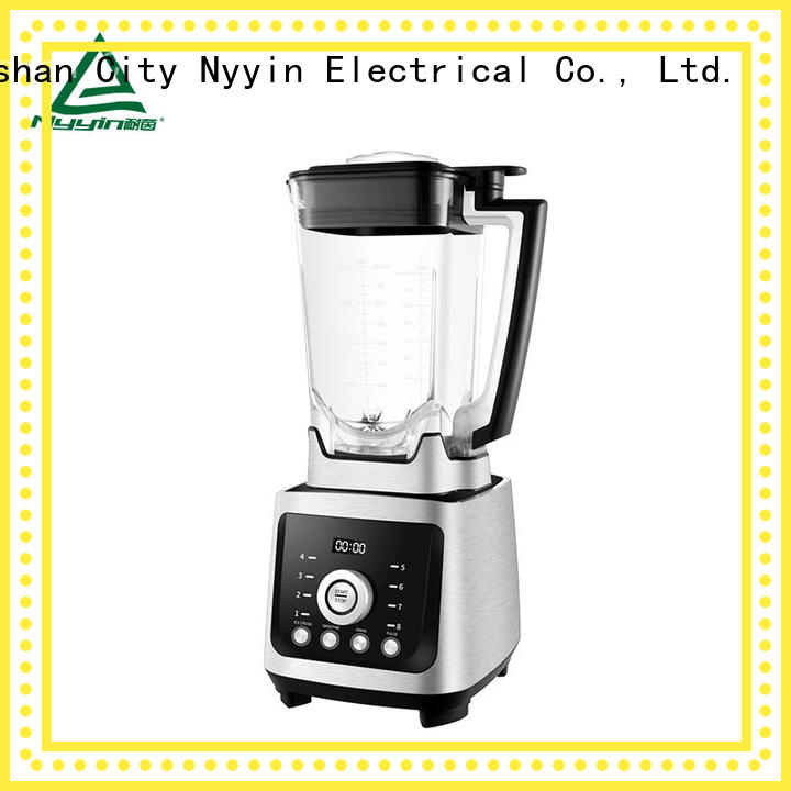Nyyin fruit ice blender machine for business for food science
