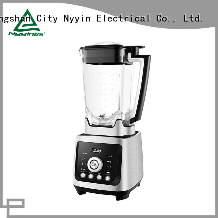 Nyyin Top shake blender factory for juice
