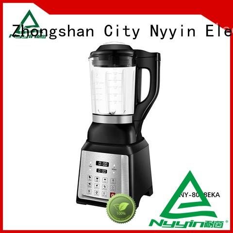 Nyyin copper soup blender and cooker heater for restaurant