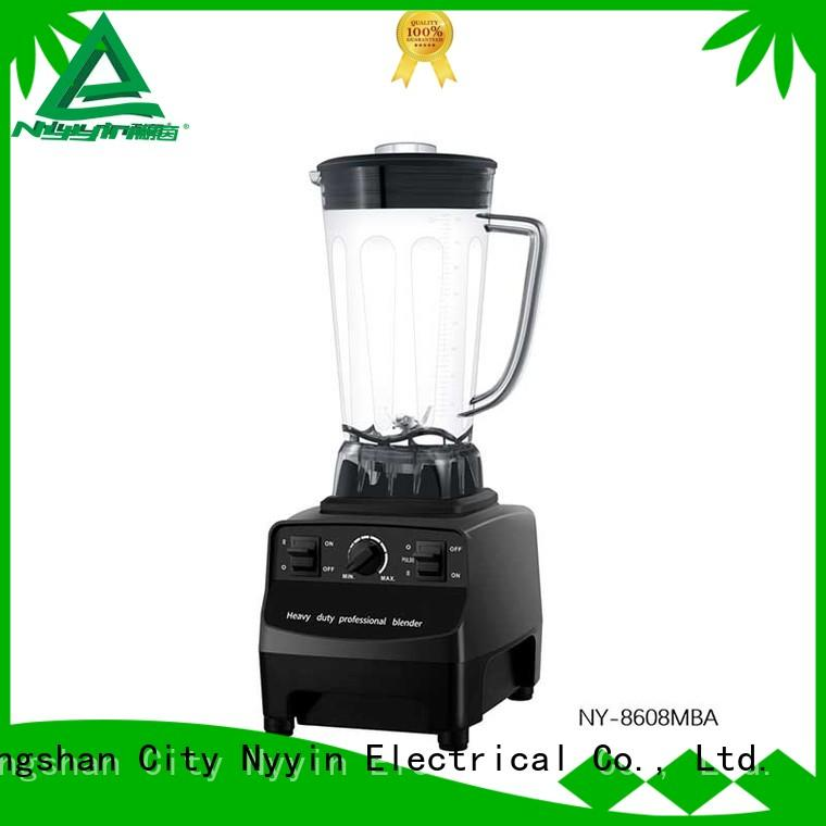 Nyyin presetsgs food blender for restaurant