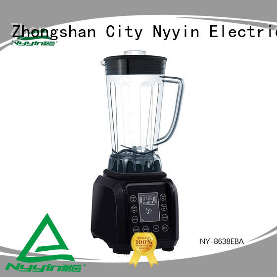Nyyin high speed glass smoothie blender manufacturers for kitchen