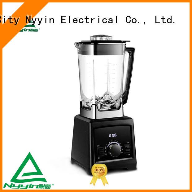 Nyyin aluminum juicer blender company for beverage shop