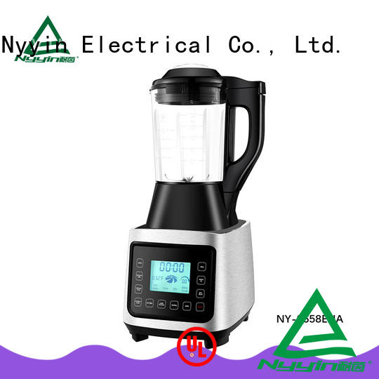 Nyyin power hot soup blender Suppliers for breakfast shop