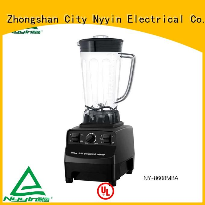 Nyyin smoothie heavy duty commercial blender grind for breakfast shop