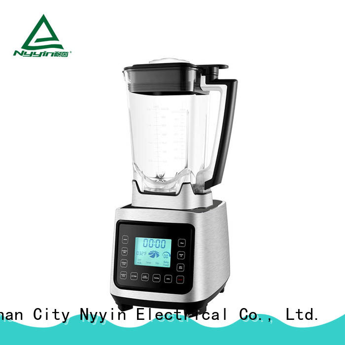 Nyyin durable professional blender with glass jar for sale for bar