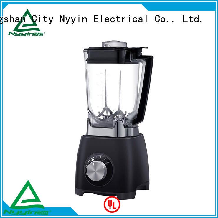 Nyyin smoothie commercial blender for restaurant dial for beverage shop