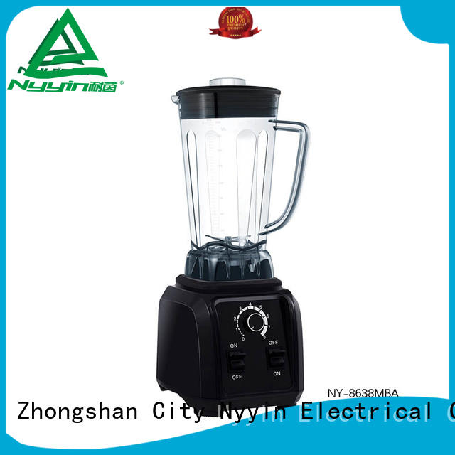 Nyyin rotary quiet blender factory for restaurant