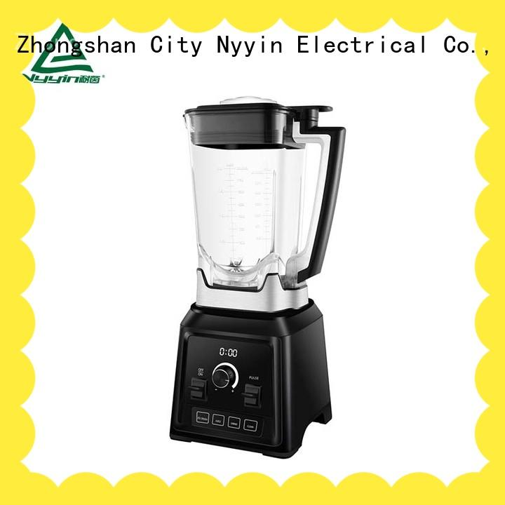 Nyyin aluminum ice smoothie blender supplier for microbiology labs