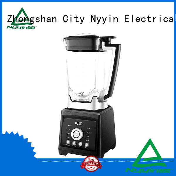 Nyyin buttons shake blender supplier for kitchen