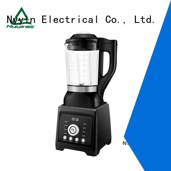 Nyyin practical soup maker with glass jug Suppliers for food science