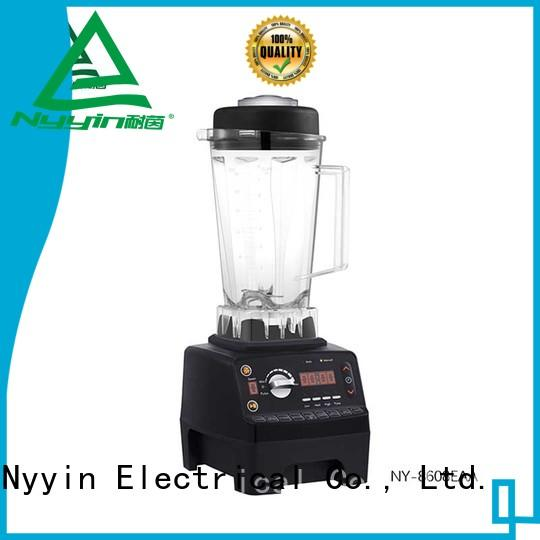Nyyin button high power blender for juice for breakfast shop for milk tea shop