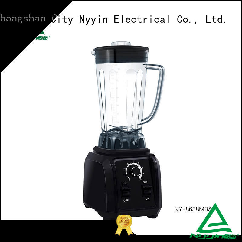 Nyyin ny8668mja multi function blender for business for restaurant