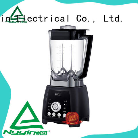 Nyyin electric power blender on sale for breakfast shop for milk tea shop