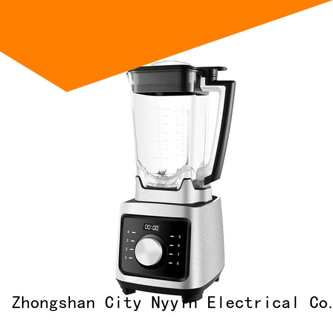 Nyyin rotary food processor and blender for bar