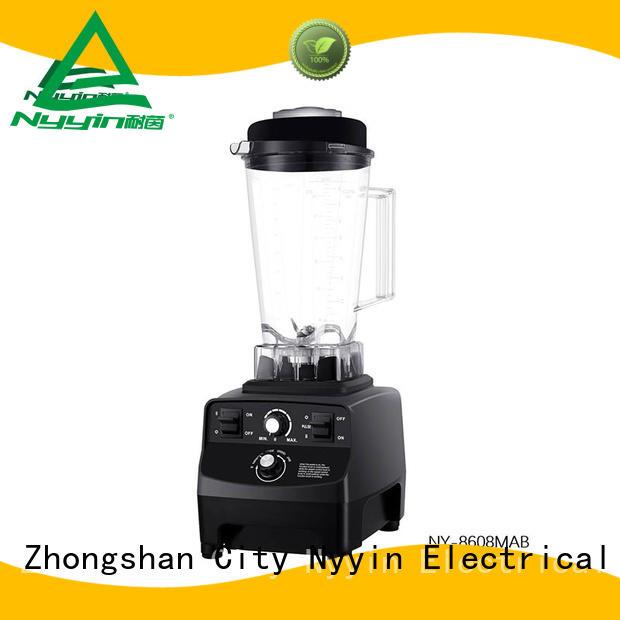 Nyyin food commercial blender china for business for Milk tea shop