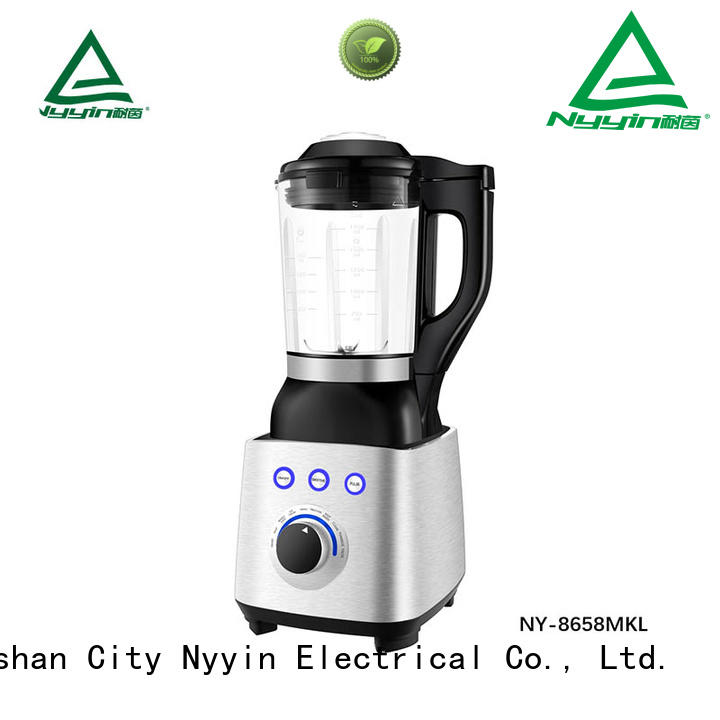 Nyyin ny8658mxl commercial blender for sale easy operation for canteen