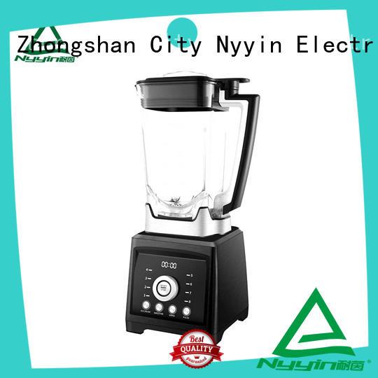 Nyyin preprogrammed cheap powerful blender factory for juice